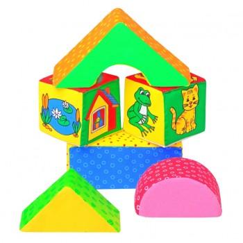 Кубики «Домики»