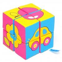 Кубики «Собери картинку» Предметы