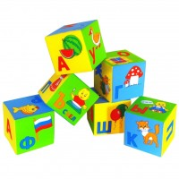 Кубики «Умная Азбука»