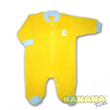 Комбинезон К7437 желтый