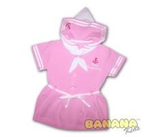 Платье 1728к розовое