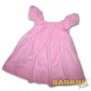 Платье 727к розовое