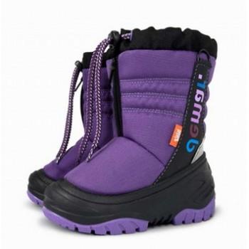 Сноубутсы 4032 TEDDY фиолетовый